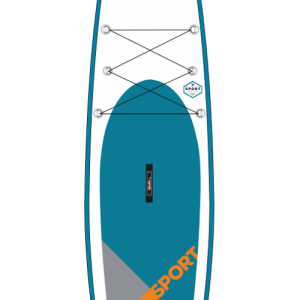 red paddle Sport MSL 12'6 - iSUP