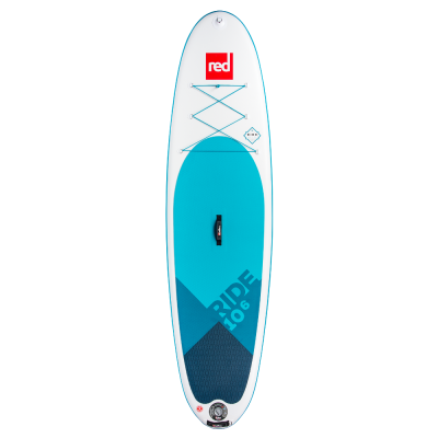 red paddle Ride 10'6 MSL - iSUP